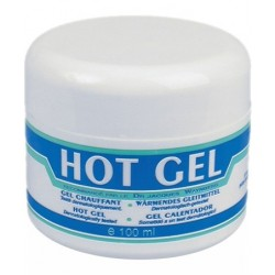 Lubrificante Hot Gel 100ml
