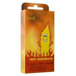 AMOR Hot Moments 12 pack