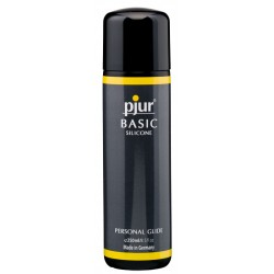 pjur® BASIC SILICONE 250 ML
