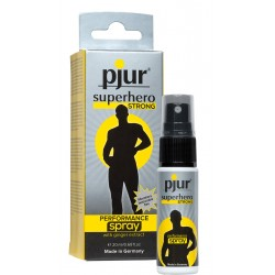 pjur® Superhero Strong performance spray 20 ML