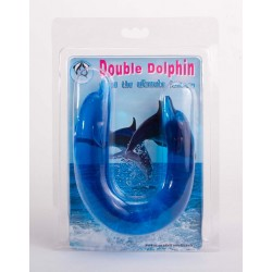 Double Dolphin Blue