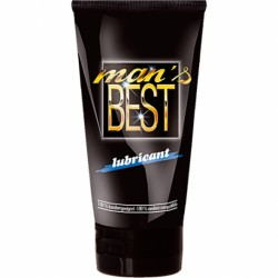 man's BEST Lubricante Anal 150 ml