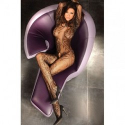 ABRA BODYSTOCKING – NEGRO S/L