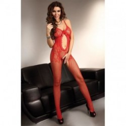 MAGALI BODYSTOCKING – ROJO