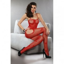 TITANIA BODYSTOCKING – ROJO