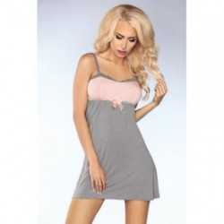 INNOCENT ROSE CHEMISE – MODEL 104