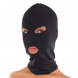 Open Mouth and Eyes Mask